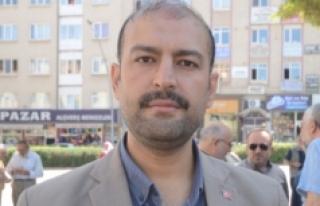 """AK Parti İl Başkanı Er """"Cumhuriyetimizi Aydınlık..."""