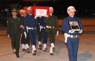 Karamanlı Şehit Asker Ömer Doğan'ın Cenazesi...