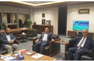 Rektör Akgül, MÜSİAD Vizyoner'17 Sektörler...