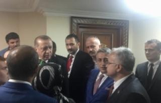 Cumhurbaşkanı Erdoğan'dan Yerel Basınla İlgili...