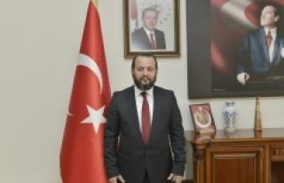 Rektör Akgül'ün 10 Kasım Mesajı