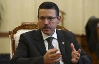 Sayıştay Başkanı Seyit Ahmet Baş Bugün Karaman'da