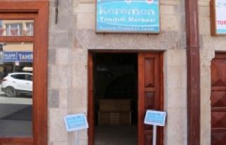 Turizm Tanıtım Ve Bilgi Merkezi Büyük İlgi Görüyor