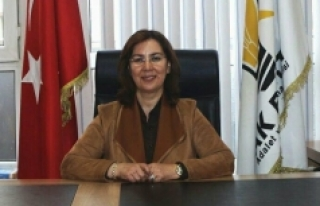 AK Parti Kadın Kolları Başkanı Günenç: Kadın...