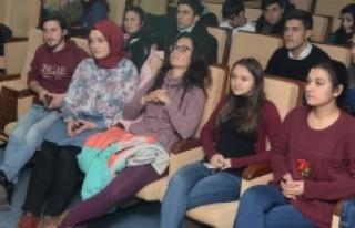 Erasmus Bilgilendirme Semineri Düzenlendi