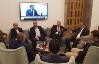 Karaman Cumhurbaşkanı Erdoğan'ın Ziyaretine...
