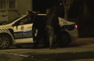 Polise Ateş Açıp Kaçan Şüpheliler Aranıyor