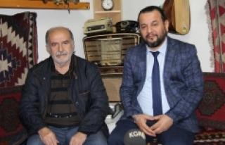Rektör Akgül'den KGRT'ye Ziyaret