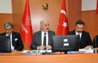 2018 Yılı İlk Koordinasyon Kurulu Toplantısı...