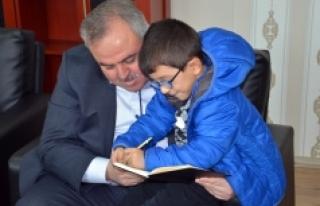 Cumhurbaşkanı Erdoğan, Demir Ailesine Sahip Çıktı