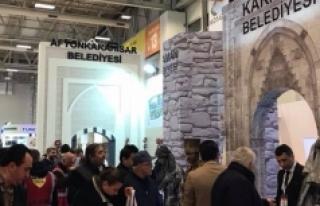 Karaman Belediyesi Emitt Fuarında Büyük İlgi Gördü