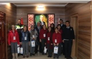 Karaman'da 15 Öğrenci İle 1 Veliye Okul Geçidi...