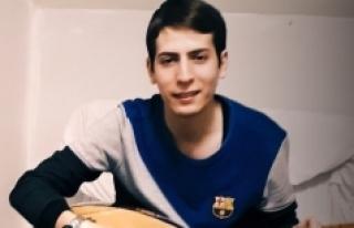 Karamanlı Genç Müzisyenden Afrin Harekâtına Şarkılı...