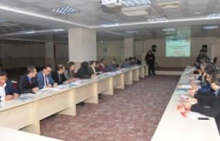 KMÜ, Kalite Yönetim Sistemine Adım Atıyor