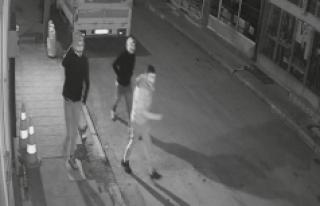 Polis, Silahlı Gaspçıları Görüntülerden Yakaladı