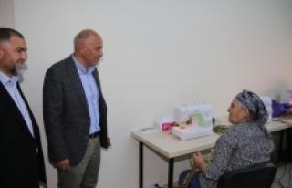 Başkan Çalışkan Osmangazi Hanımlar Lokali'ni...