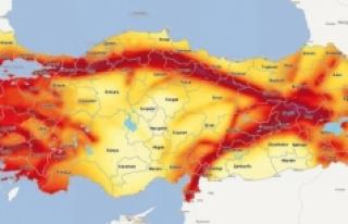 Deprem Haritası Güncellendi: 46 İlde Risk Azalırken,...