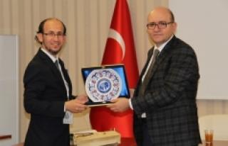 KMÜ Öğrencilerinden Mehmet Akif Ersoy Üniversitesine...