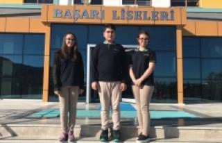 Başarı Fen Lisesi Türkiye'de İlk Beşte