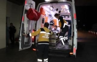 Eğlencede Havaya Açılan Ateşle 1 Kişi Yaralandı