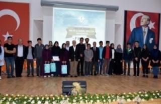 Liseler Arası Bilgi Ve Genel Kültür Yarışmasının...