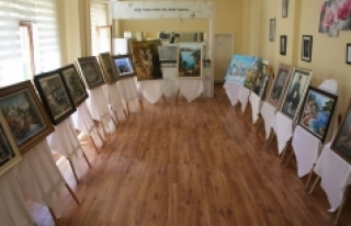 Mümine Hatun Kültür Merkezi Yıl Sonu Karma Sergisi...
