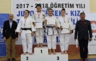 Okullararası Gençler Judo Türkiye Şampiyonası...