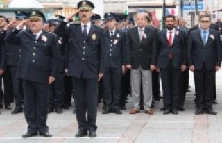Türk Polis Teşkilatı'nın 173. Kuruluş Yıl...