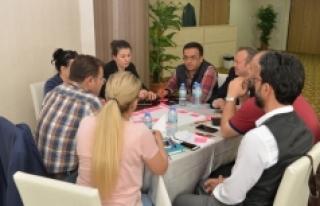 Karaman Teknopark Çalıştayı Kmü'de Düzenlendi