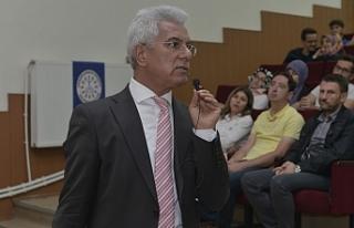 KMÜ'de Sanal Bağımlılık Konferansı