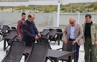 Şehit Muhammed Yalçın Seyir Terasları Sosyal Tesisleri...
