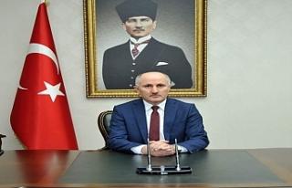 Vali Meral'den 19 Mayıs Atatürk'ü Anma...