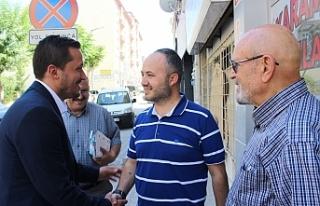 """Selman Oğuzhan Eser: """"Karaman, Bu Seçimde de Cumhurbaşkanımıza..."""