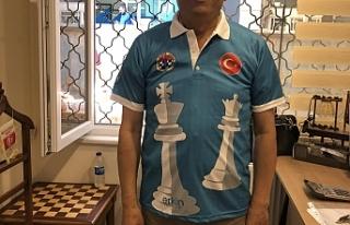 Satranç Türkiye Gençler İkinciliği Karaman'dan