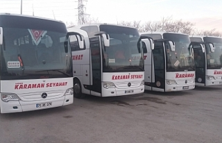 Bin Dolar Bozdurana Konya Seyahati Bedava