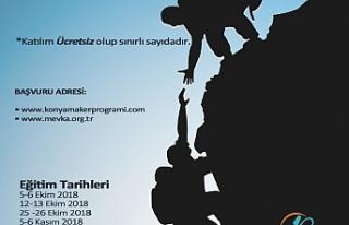 Mevlana Kalkınma Ajansı Mentor Eğitimi Programı...