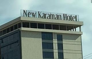 Karaman'ın Yeni Oteli Aralık Ayında Hizmete Açılıyor