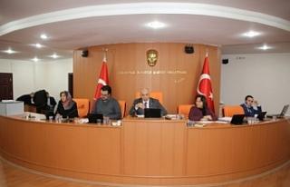 Belediye Meclisi'nin 2018 Yılı Son Toplantıları...