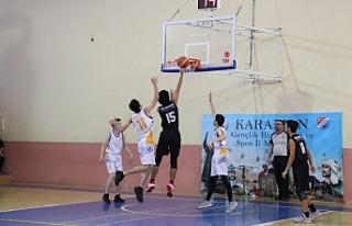 Gençler Basketbol Final Maçları Nefesleri Kesti