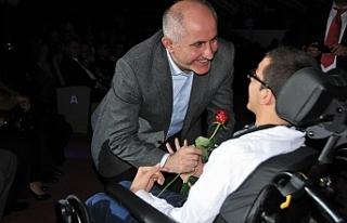 Vali Meral: Engelli Vatandaşlarımıza İhtiyaç...