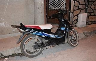 Çalıntı Elektrikli Bisiklet Terkedilmiş Halde...