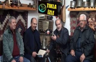 """Eski Vekil Özel """"Türkiye Üretim Yapılan Yıllara..."""