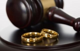 İlimizde Evlenen Çift Sayısı 1669, Boşanan Çift...