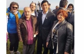 Japon Büyükelçisi Miyajima'yı Karaman'a...