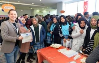 Karamanoğlu Mehmetbey Üniversitesi Şanlıurfa'da...