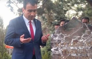 Kalaycı'nın İlk Ziyareti Alparslan Türkeş'in...