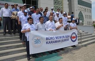 Karamandaki Zabıt KâtiplerindenYargı Reformuna...