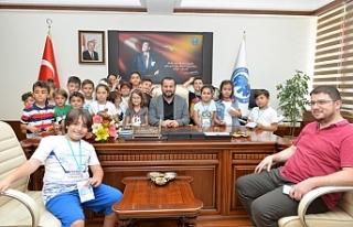 KMU Çocuk Üniversitesi 2019 Yaz Okulu Başladı