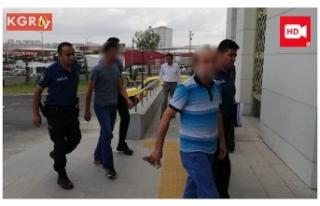 Öldüresiye Dövme Olayına: 4 Tutuklama