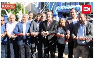 Yeni Hizmet Binası Açılışını Genel Başkan...